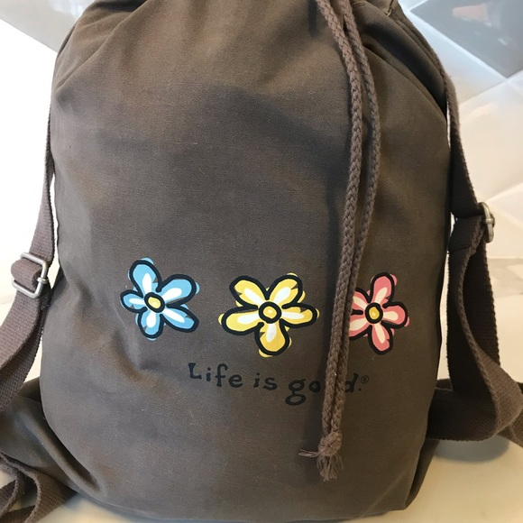 3e4e77db464d Life Is Good Handbags - Life is Good Backpack